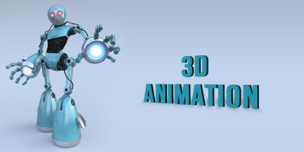 career in 3D animation