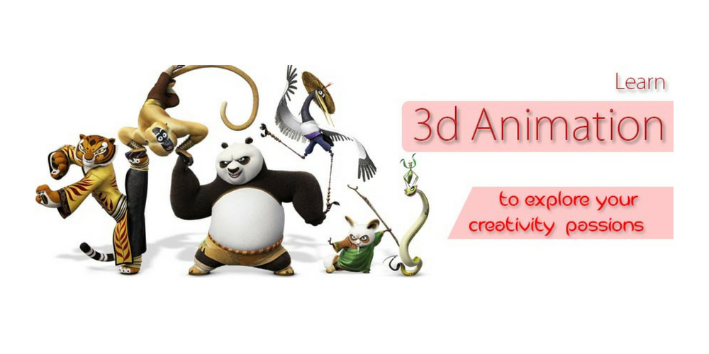 3d animation career