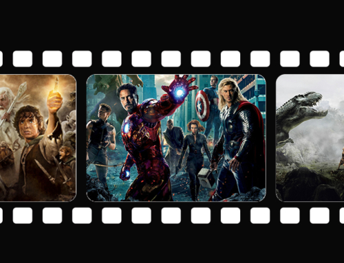 Top Three Animated Movies with VFX in it