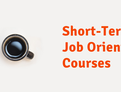 Popular Short Term Job Oriented Courses